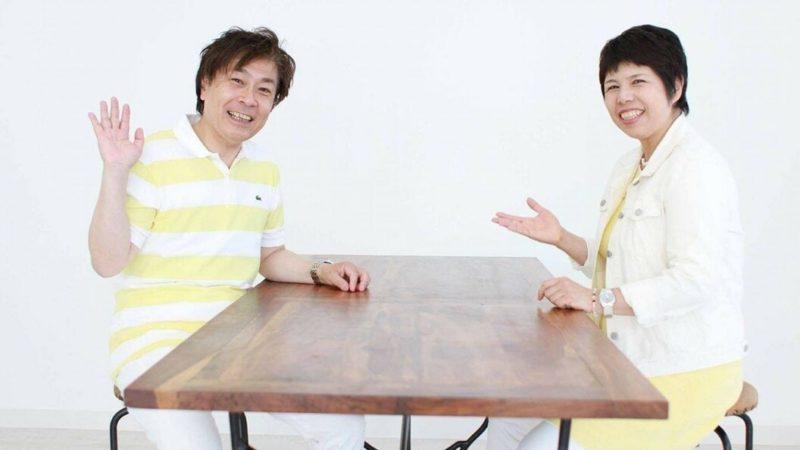 野口健さん、ひとみさんご夫妻の写真