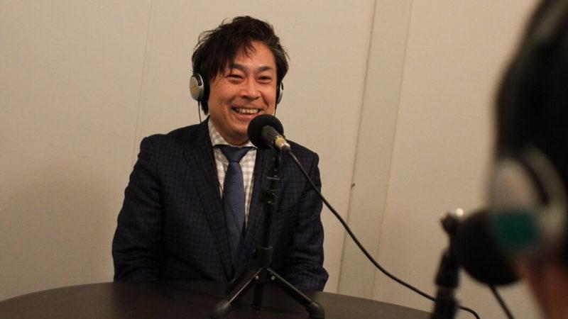 野口健さん自身の番組収録の様子