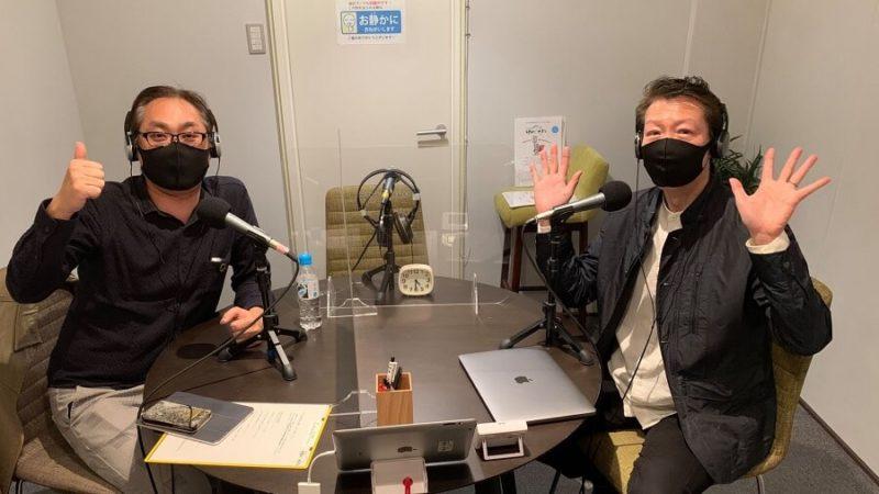 大阪スタジオでの収録の様子